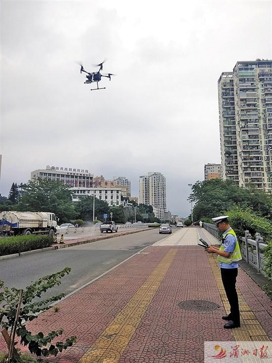 莆田市实现地空互动立体化管理路面交通秩序