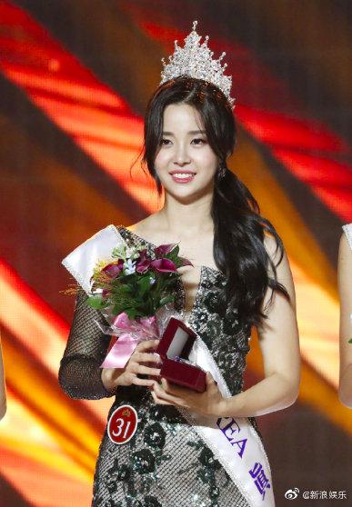 2019韩国小姐冠军是谁?金世妍个人资料照片整容了吗?