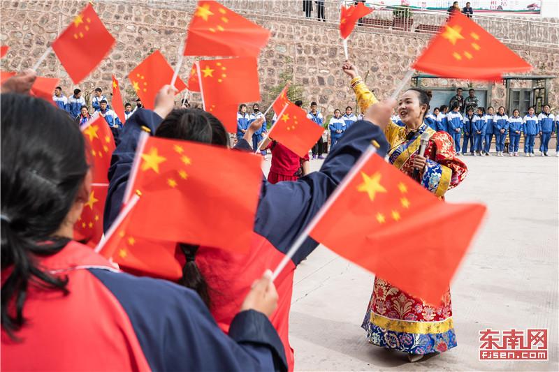 福建省第八批援藏工作队援藏纪实:踏雪冰山下 家国在心间