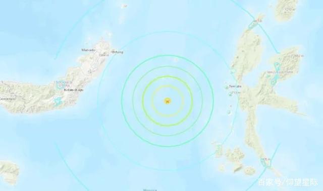 印尼7.1级地震怎么回事 印尼7.1级地震具体什么位置严重么?