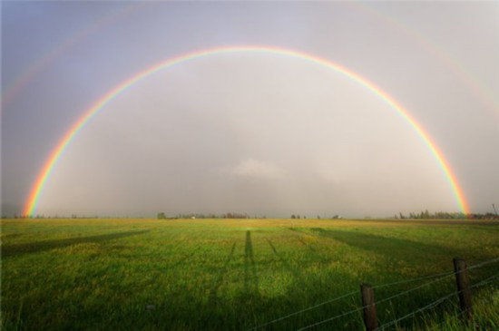 国内首家彩虹预报怎么回事 彩虹也能预报? 彩虹预报原理是什么