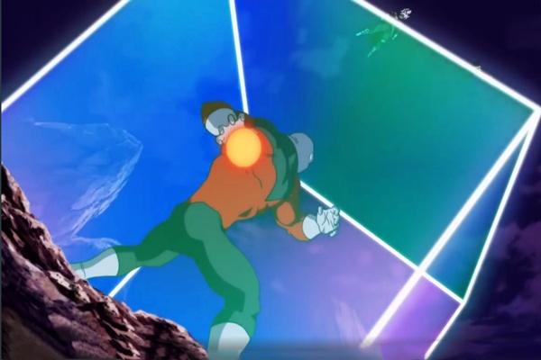 龙珠英雄13集细节:哈兹超能力无解?超蓝破解它,深蓝却秒趴!