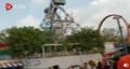印度游乐园大摆锤断裂现场照曝光 印度游乐园大摆锤断裂原因是什么