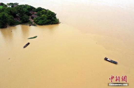 水利部:还有2-3个台风将登陆 防汛抗洪形势严峻