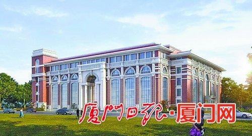 厦门将建闽南戏曲艺术中心 位于嘉庚艺术中心南侧