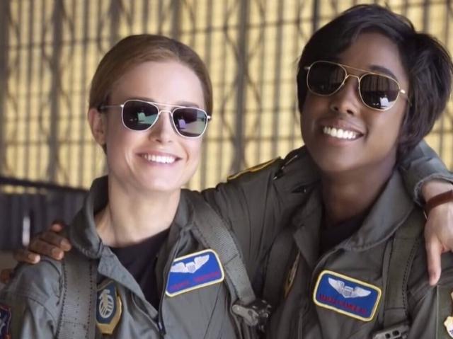 007要换人了!黑人女星当选新特工,她是惊奇队长的闺蜜