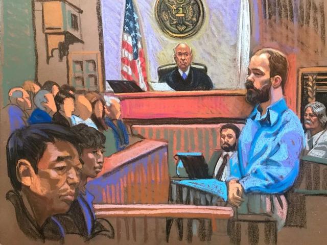 章莹颖案监狱警长出庭作证说了什么?章莹颖案被告放弃自辩详细新闻介绍