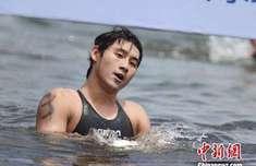公開水域男子10公里德國奪冠 中國排名第29第54
