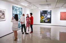 展现福建当代艺术张力 当代艺术沙龙展在福州开展