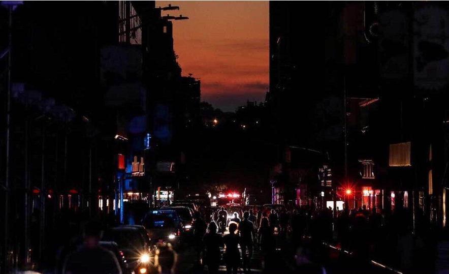 纽约或再次停电怎么回事 高温热浪天气将出现更多电力服务中断