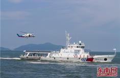 """""""海巡0805"""":冲在第一线的海上搜救""""指挥官"""""""