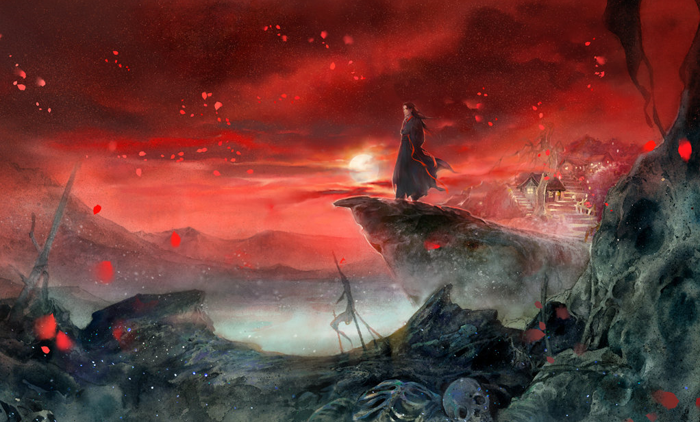 魔道祖师第二季什么时候出 官方公布魔道祖师第二季片尾海报