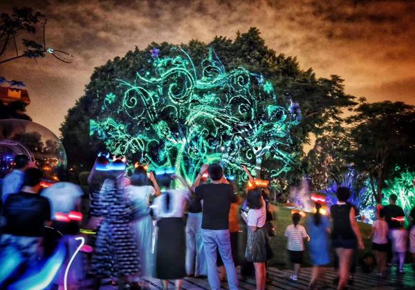 厦门新增光影主题公园 开启魔法森林探秘之旅