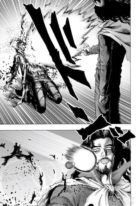 《一拳超人》漫画最新话153、154:黑精不可小觑僵尸男危机