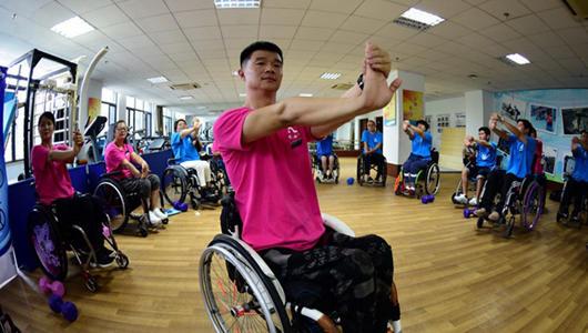 福建省首期脊髓損傷者生活重建訓練營開營