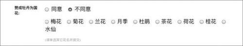 中国花协推荐牡丹为国花原因是什么?中国国花票选详情牡丹花语是什么