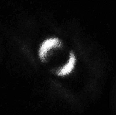 难以捕获的视觉证据:首张量子纠缠图像问世