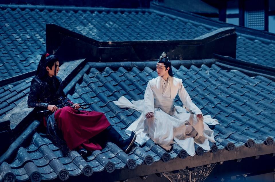 王一博拒绝照顾肖战 两人开始疏远?