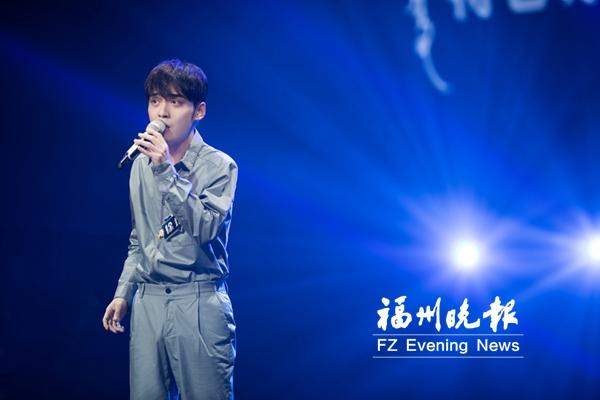 《声入人心2》周五晚开播 福州男生徐均朔将亮相