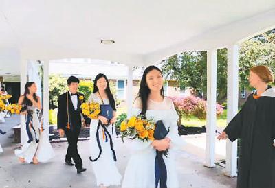 體驗文化、夯實語言基礎 高中生成第三大出國留學人群