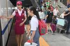 南鐵福州火車站:溫馨伴出行