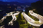 """梅峰山地公园:""""福道""""绽异彩 蓦然醉其中"""