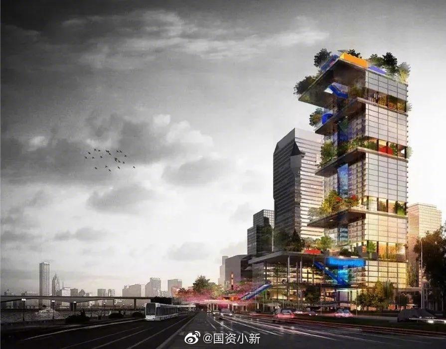 腾讯微信总部大楼落户广州:将部分对外开放