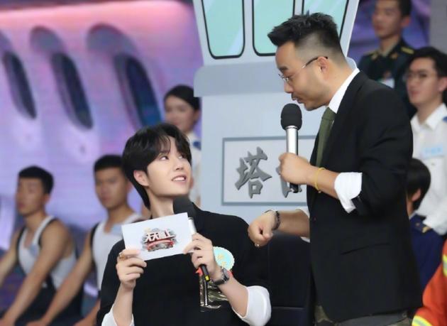 汪涵现场录音怎么回事?汪涵怼王一博粉丝说了什么?
