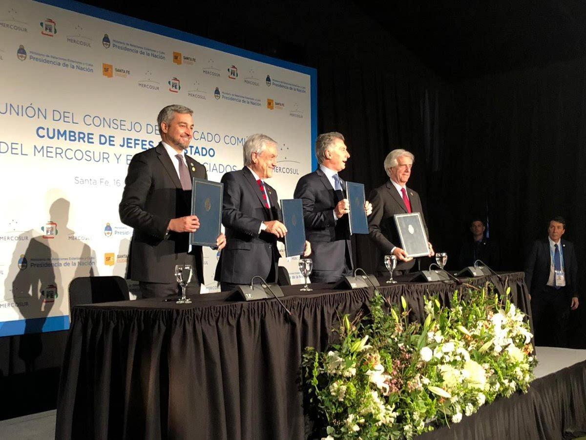 阿根廷領南美四國簽署協議 將申辦2030世界杯