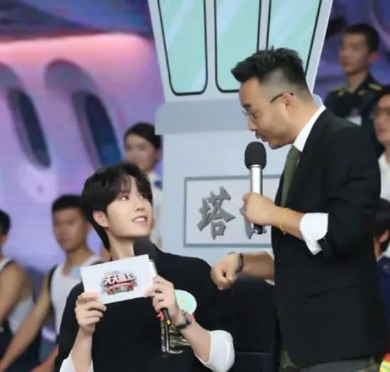汪涵被曝在錄制現場怒斥王一博粉絲:不知廉恥