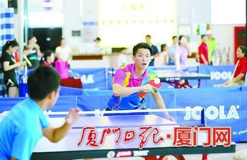 厦门市全民健身运动会8月8日开幕 运动盛宴邀您大显身手