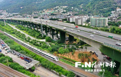 福州城区重要景观线路环境综合提升全面展开