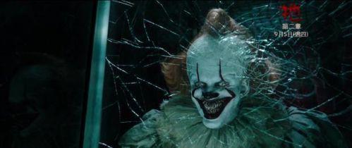 小丑回魂2预告曝光最新 小丑回魂2国内上映时间什么时候?