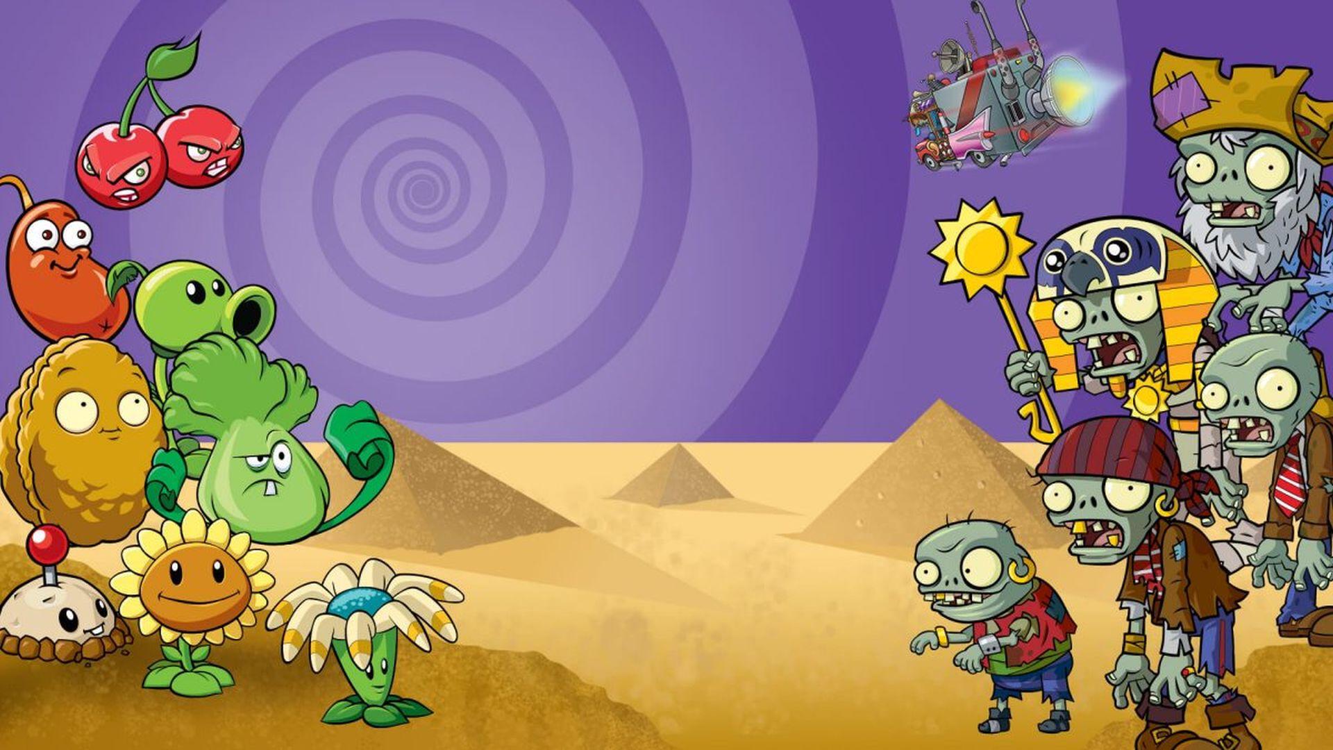 《植物大战僵尸3》正式公布 目前仅在谷歌Play展开测试