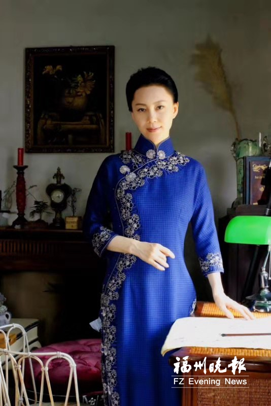 微电影《冰心·关于女人的故事》在榕首映