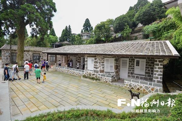 福州鼓岭富家别墅将打造成山居生活博物馆和中外文化教育中心