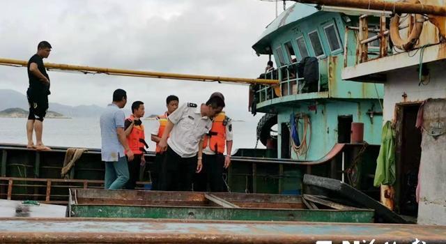 福州加强伏季休渔监管 近期查获非法渔获物逾50吨