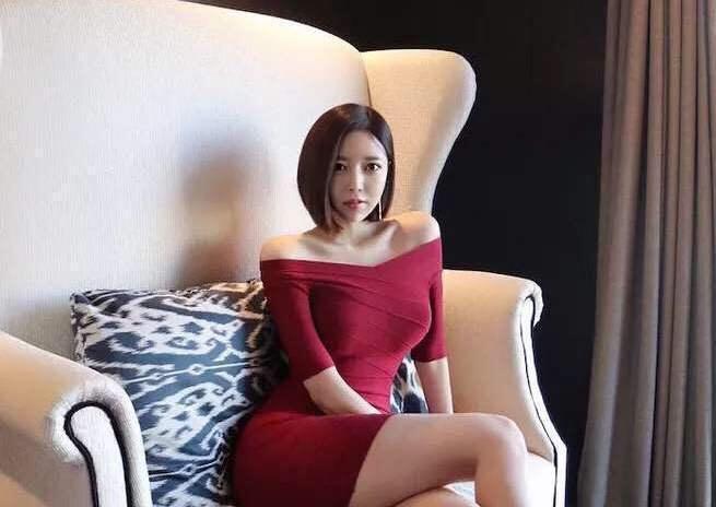 韩国网红神似郭雪芙走红,被质疑胸部造假,照X光实力打脸网友!