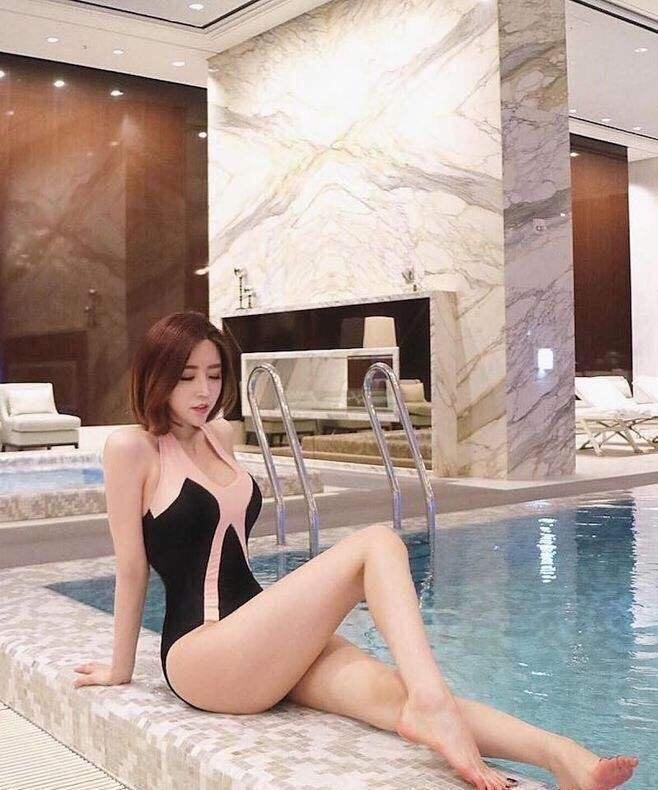 韓國網紅神似郭雪芙走紅,被質疑胸部造假,照X光實力打臉網友