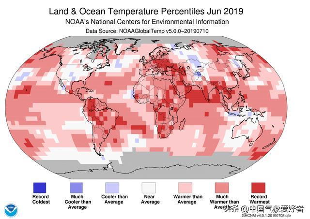 全球经历最热六月具体什么情况? 四川重庆一点不热怎么回事?