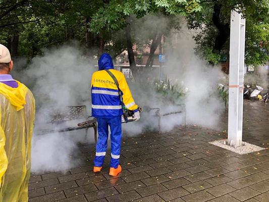 台南市登革热再增2例 巴克礼公园休园2周