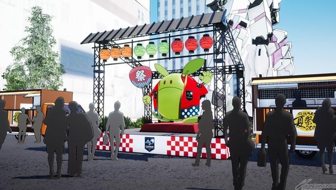 《高达夏日祭2019》开幕 大量限定钢普拉公开