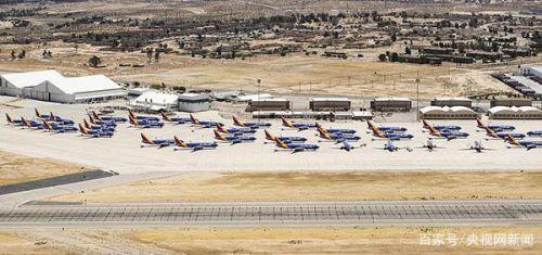 波音737Max现身飞机坟场怎么回事 约20个国家禁止波音737飞越其领空
