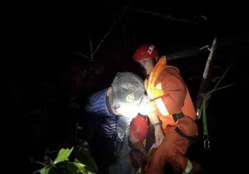 江西山洪驴友被困事件始末 283人全部找到4人遇难