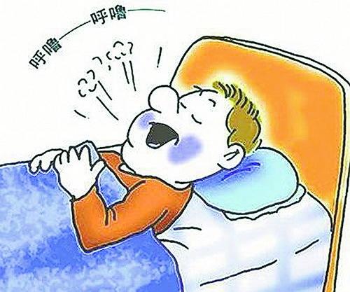 打呼噜不是睡得香 厦门男子因打鼾呼吸暂停而死亡