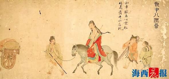 历史剧催火厦门文博游市场 相关文物吸引不少剧迷