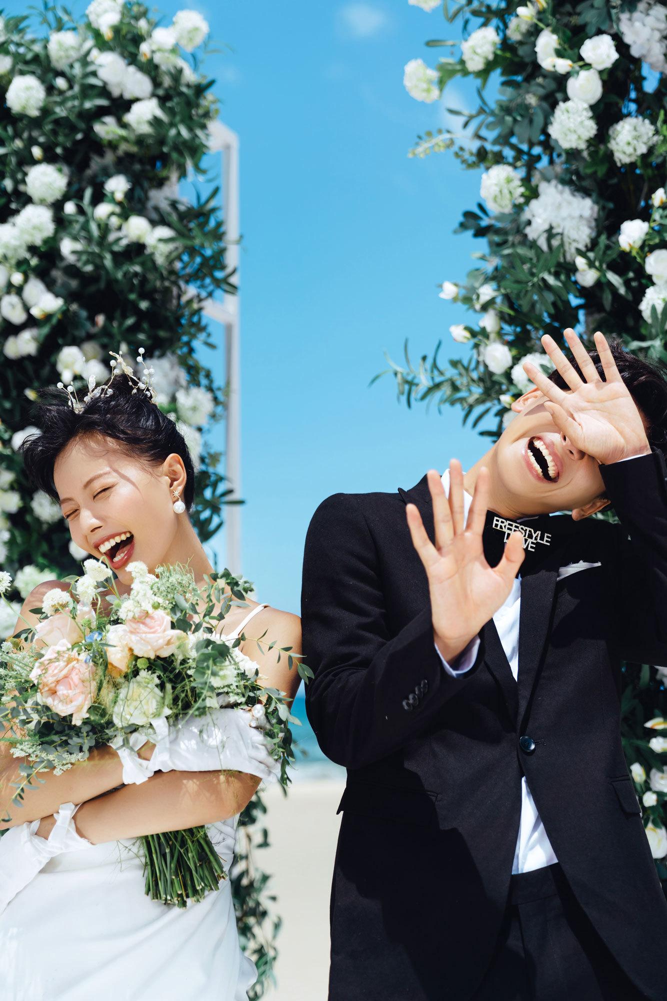 超丰富的甜蜜婚礼时间表 新人备婚必你知道�岜�