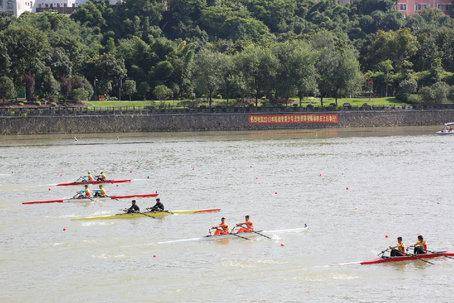 福建省青少年皮劃艇賽艇錦標賽在上杭閉幕了,龍巖代表隊碩果累累!