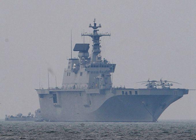 韩国将建准航母怎么回事