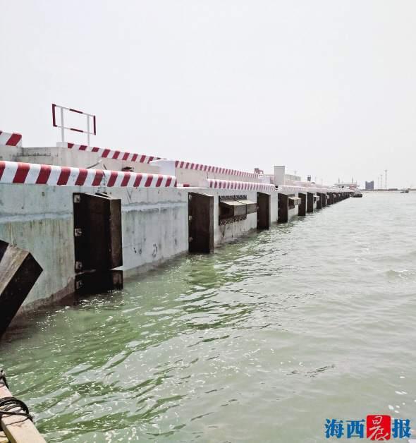 重点推进项目 厦门对台渔业基底�N地已可停靠5000吨级船舶